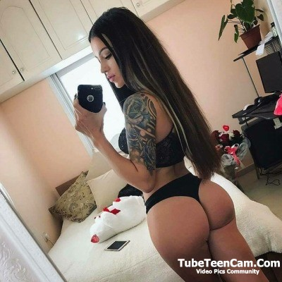 Booty Girls Sweet Ass Selfies