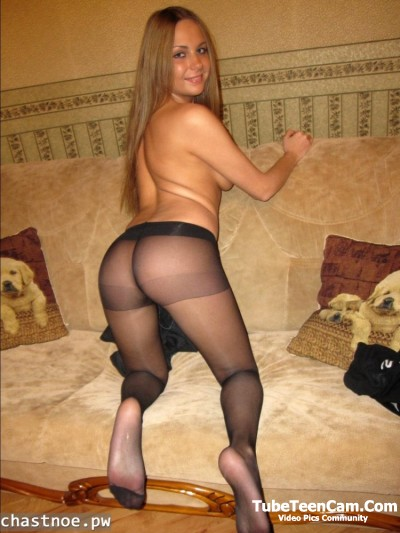 slut in stockings