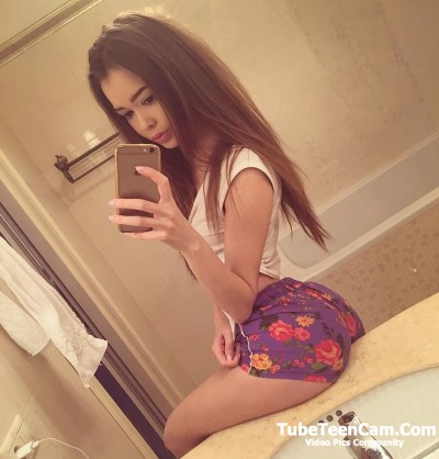 Sexy Cute Teen