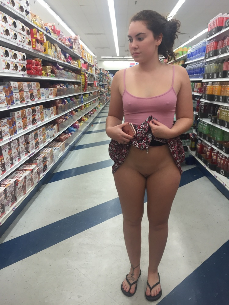 Pussy in public pictures