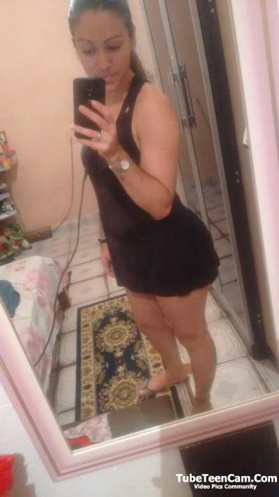 Brazilian selfie mirror