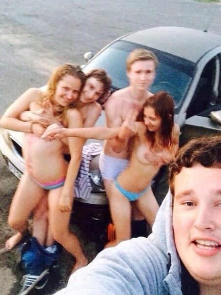 Huge Amateur Webcam Tits