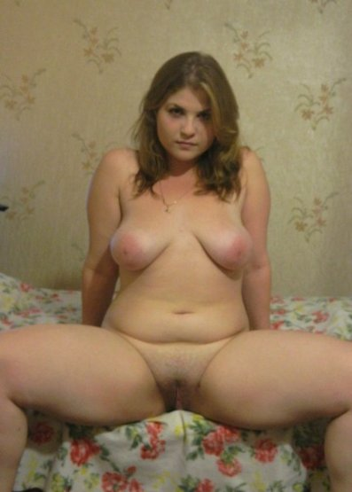 Nice chubby girl pic right from