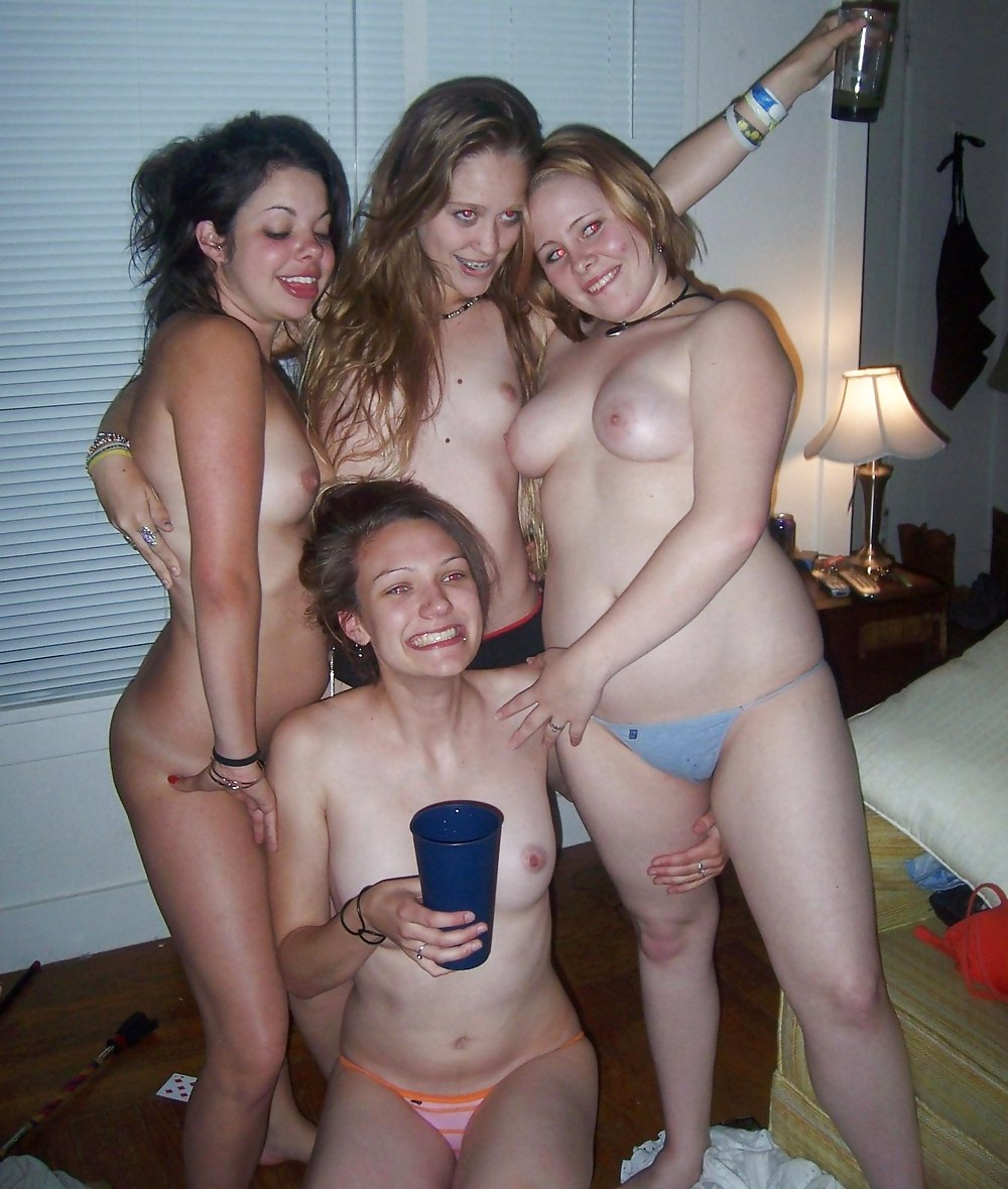 Barely Legal Nude Girls