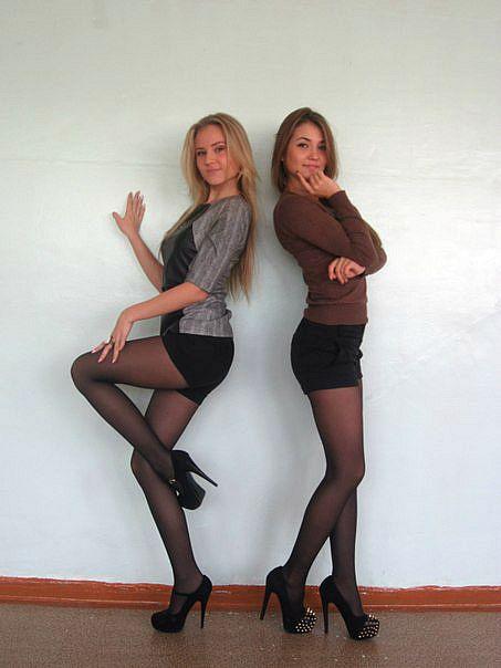 Sluts with long legs