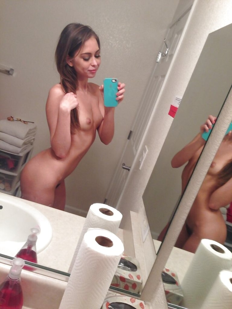 Selfie hot naked