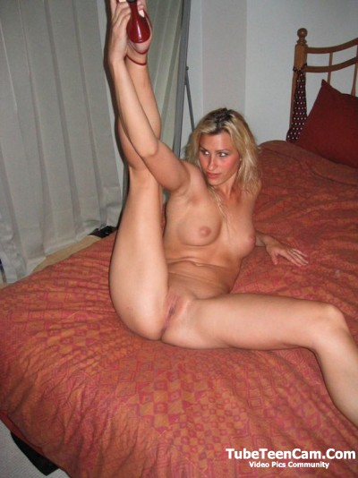 Long legs wife amateur