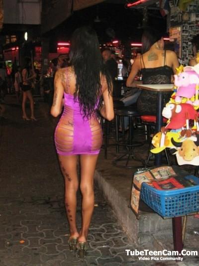 Last weekends in thai - tranny