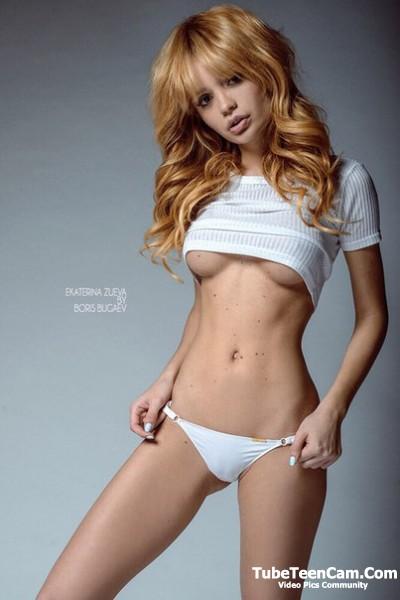 Tiny Sexy Model