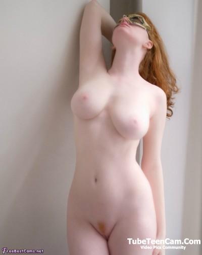 Big Tit Brunette Teen Webcam