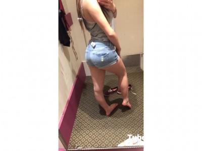 Hot little teen with an amazing ass