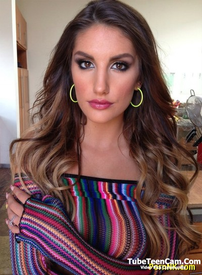 Makeup Images of August Ames