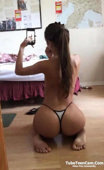 Second best ass I ever seen